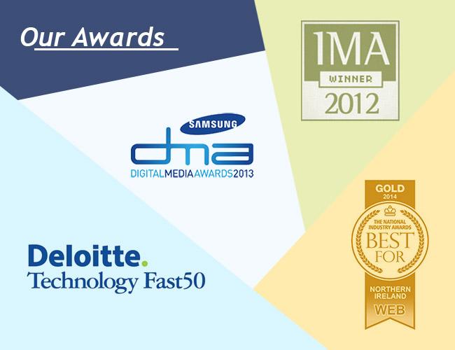 award winning web design belfast, digital marketing agency belfast