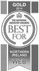 best web design logo