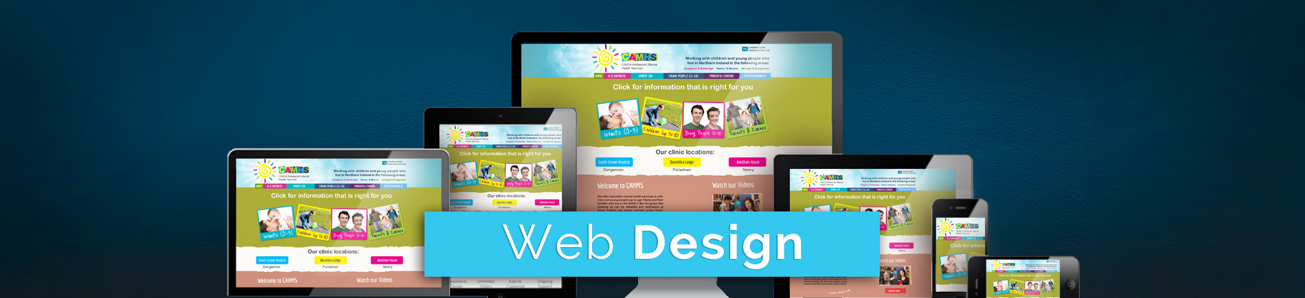 Web Design belfast northern ireland