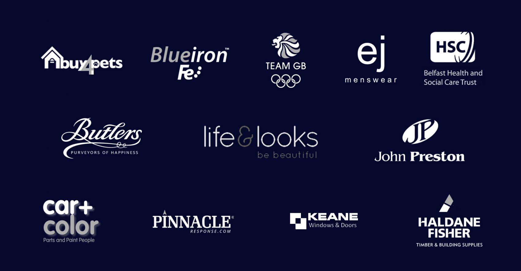 client logos digital marketing dublin