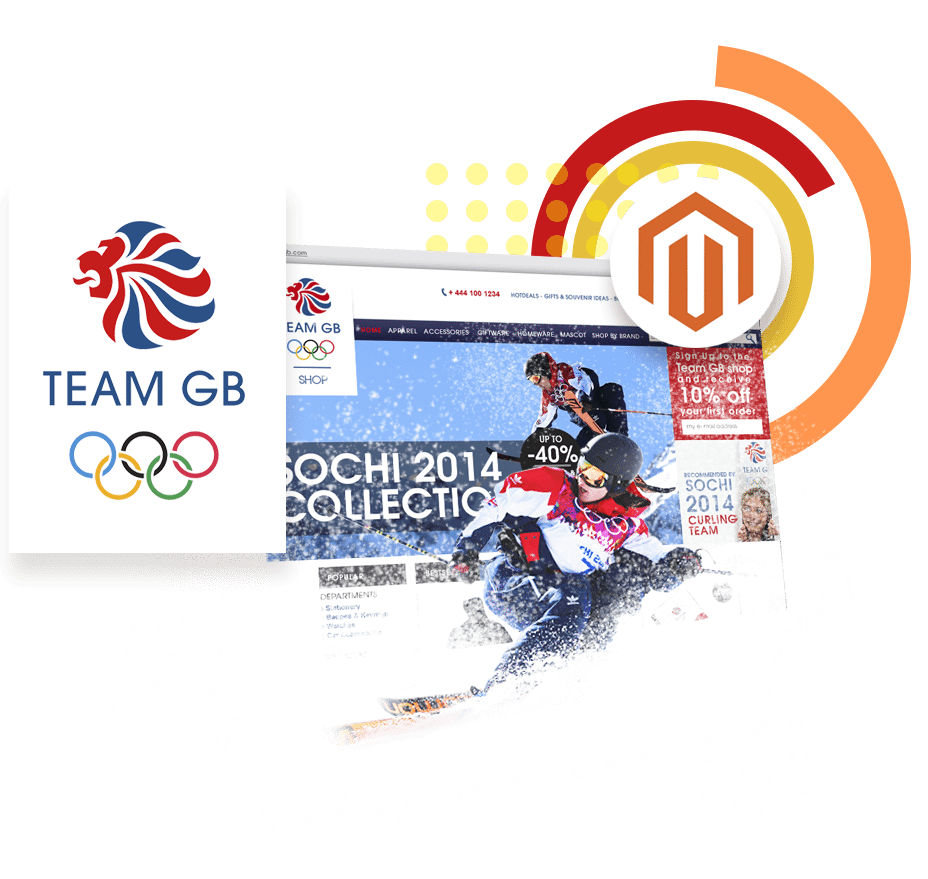 Team GB Magento 2 Digital Marketing Ireland