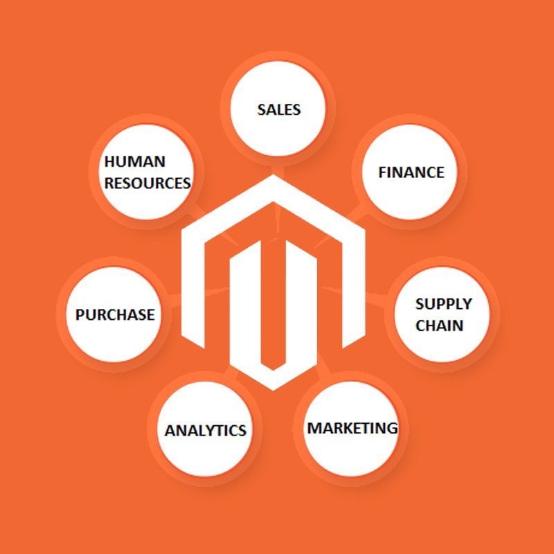 magento web design belfast integrations