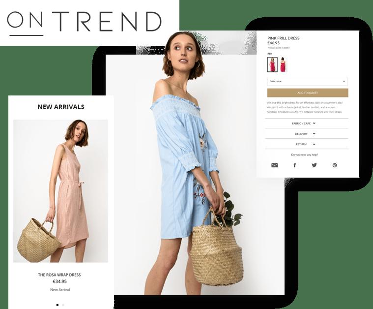 magento ecommerce web design belfast