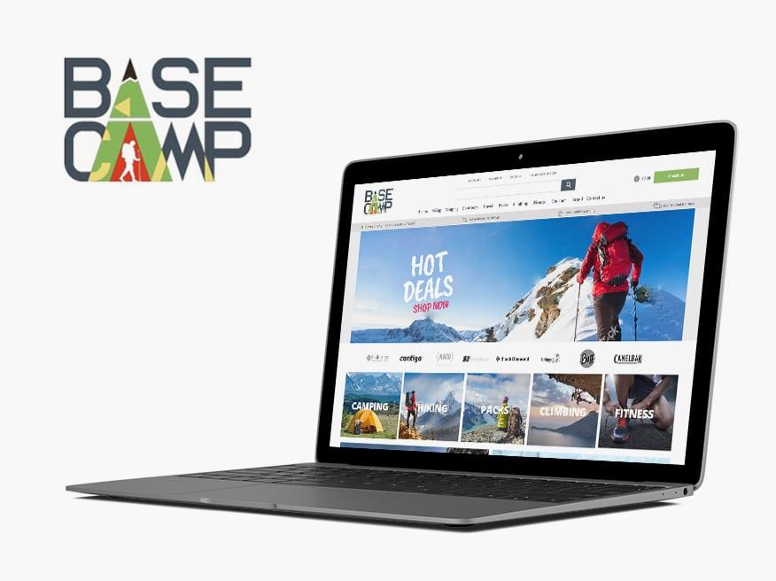 basecamp web design ryco