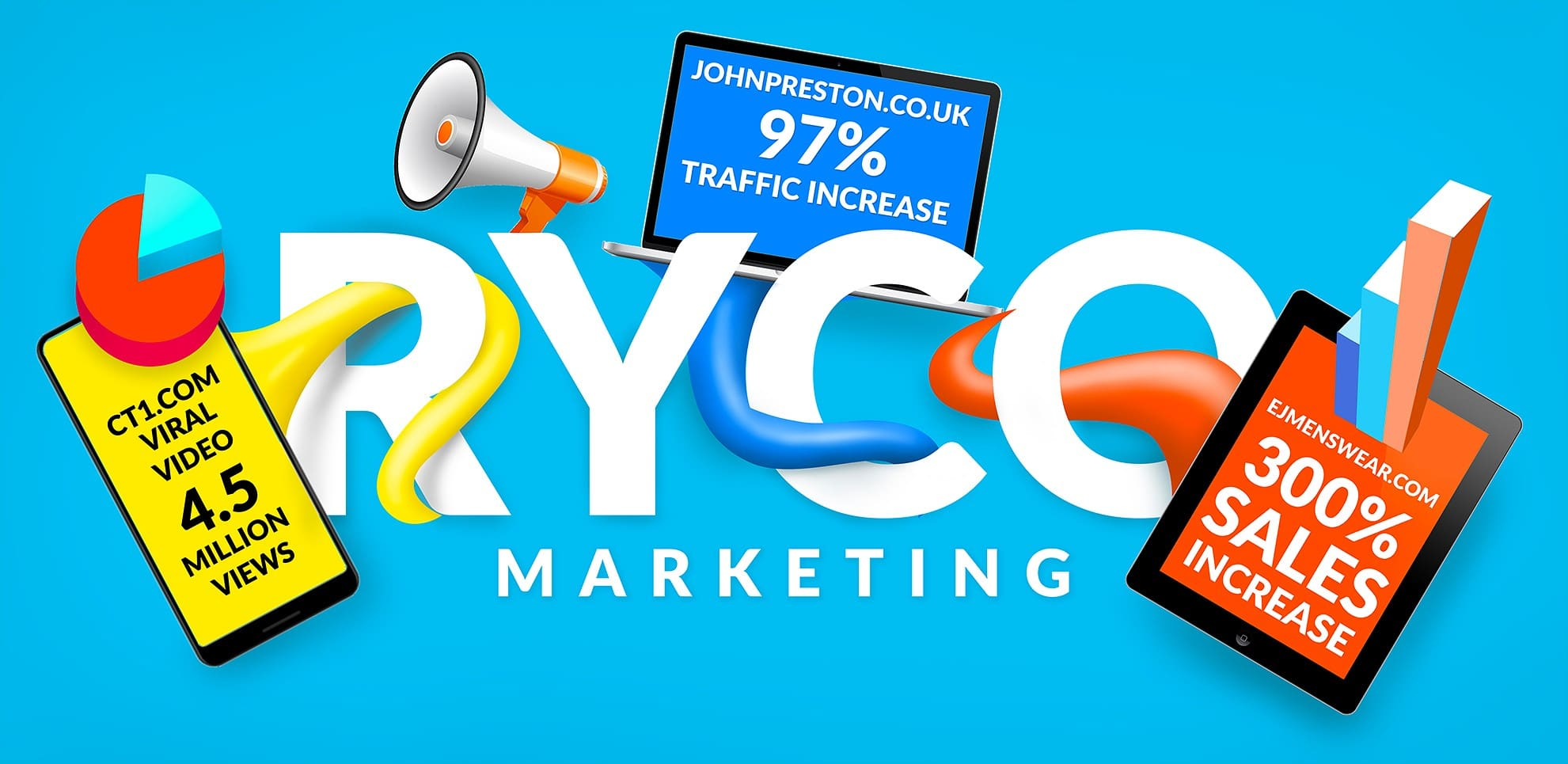 digital agency ryco marketing belfast newry