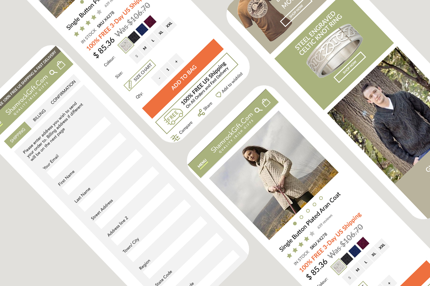 ecommerce web design agency belfast ryco marketing