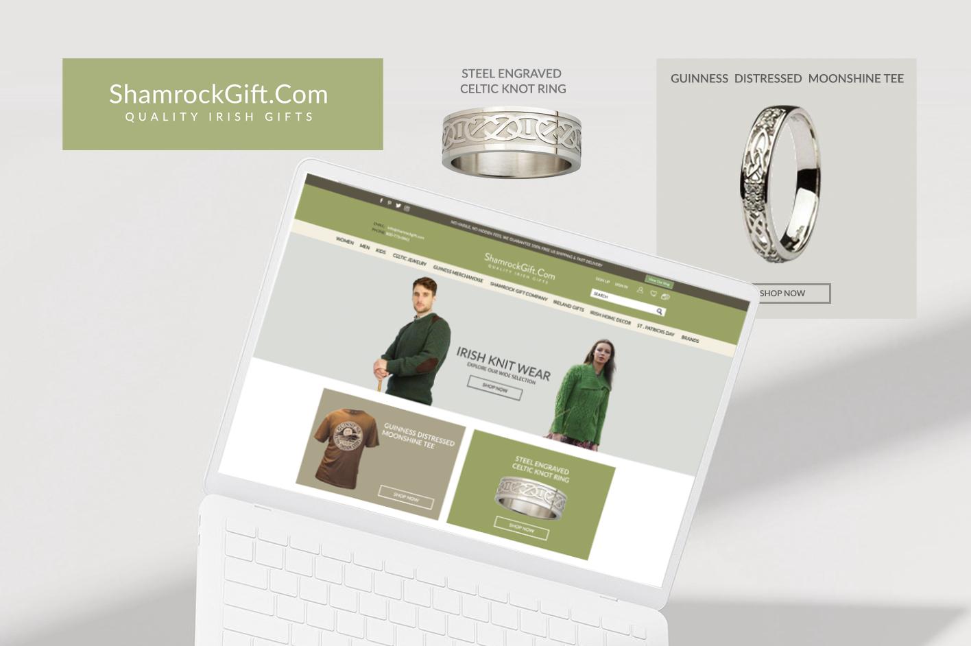 ecommerce web design belfast northern ireland