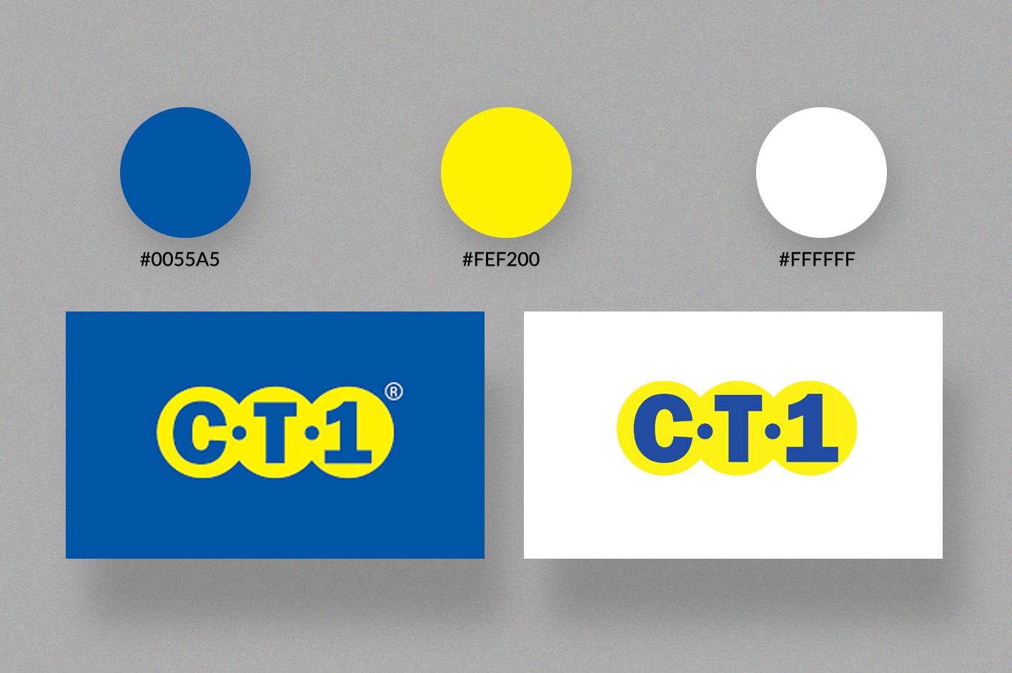 ct1 colour branding agency belfast