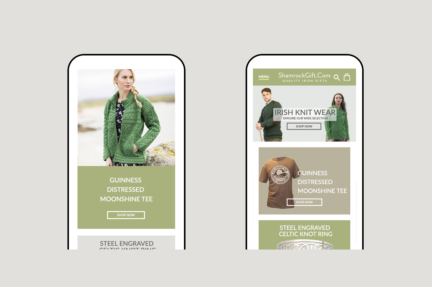 mobile ecommerce belfast