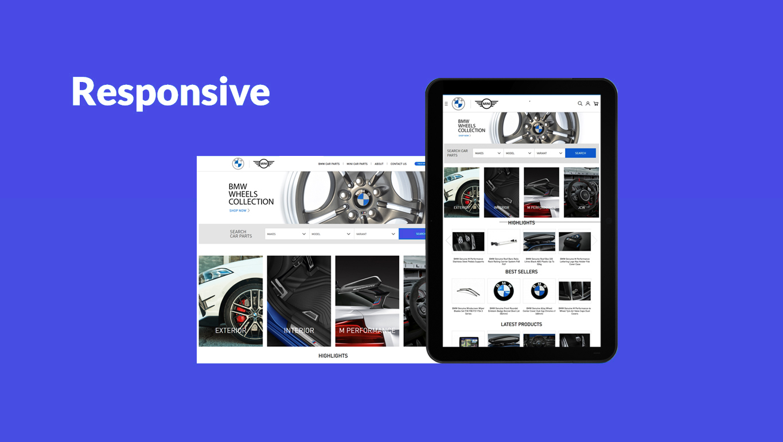 bmw digital marketing strategy magento ecommerce